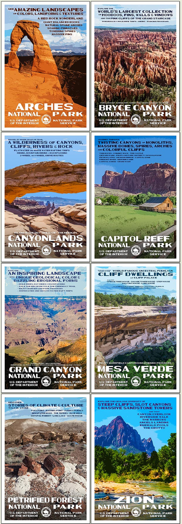 Colorado Plateau Collection