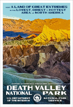 Death Valley National Park 25th Anniversary