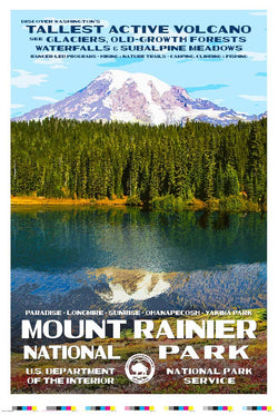 Mount Rainier 120th Anniversary