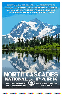 North Cascades National Park AP