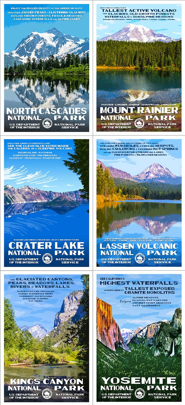 Pacific Crest Trail Collection