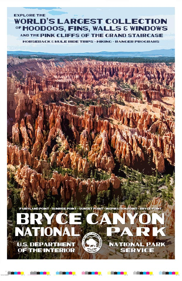 Bryce Canyon National Park Artist Proof