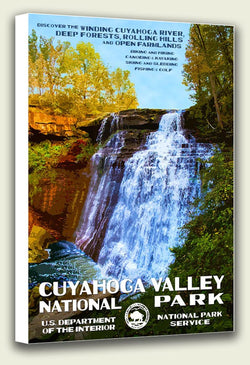 Cuyahoga Valley National Park Canvas Print