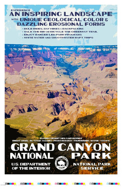 Grand Canyon National Park Artist Proof