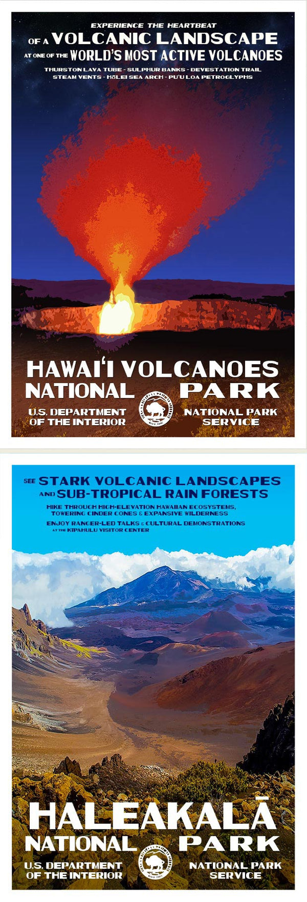 National Parks of Hawaii