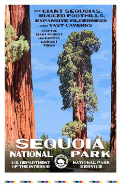 Sequoia National Park Artist Proof