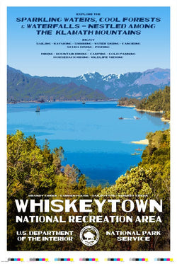 Whiskeytown National Recreation Area Artist Proof