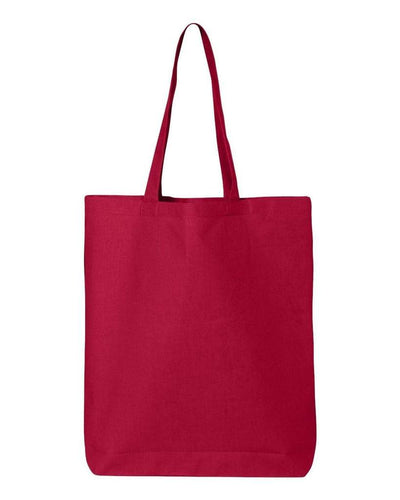 11-7l-economical-gusseted-tote-Red-Oasispromos