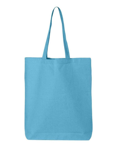 11-7l-economical-gusseted-tote-Turquoise-Oasispromos