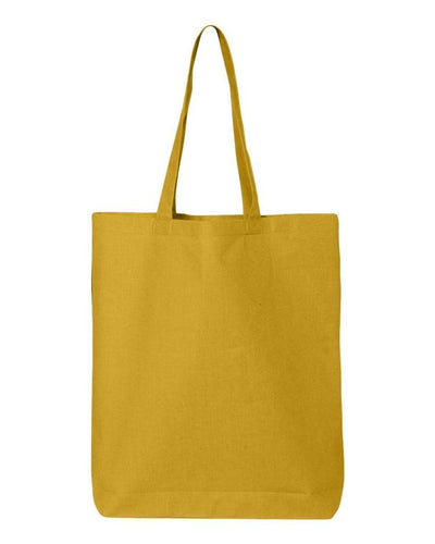11-7l-economical-gusseted-tote-Yellow-Oasispromos