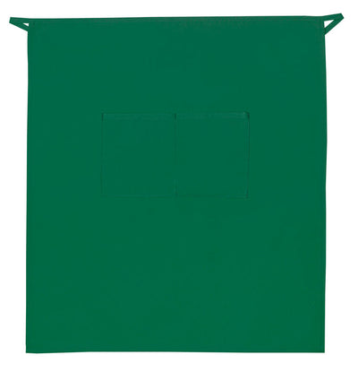 full-bistro-w-center-divided-pocket-ds-128-Kelly Green-Oasispromos