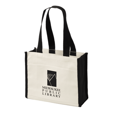 14 oz. Coventry Cotton Canvas Tote - Oasis Promos