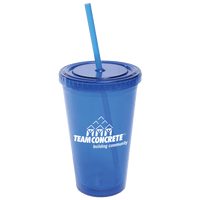 16 oz. All-Pro™ Acrylic Cup - Oasis Promos