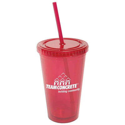 16-oz-all-pro-acrylic-cup-Translucent Red-Oasispromos