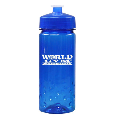 16-oz-polysure-inspire-bottle-Translucent Blue-Oasispromos