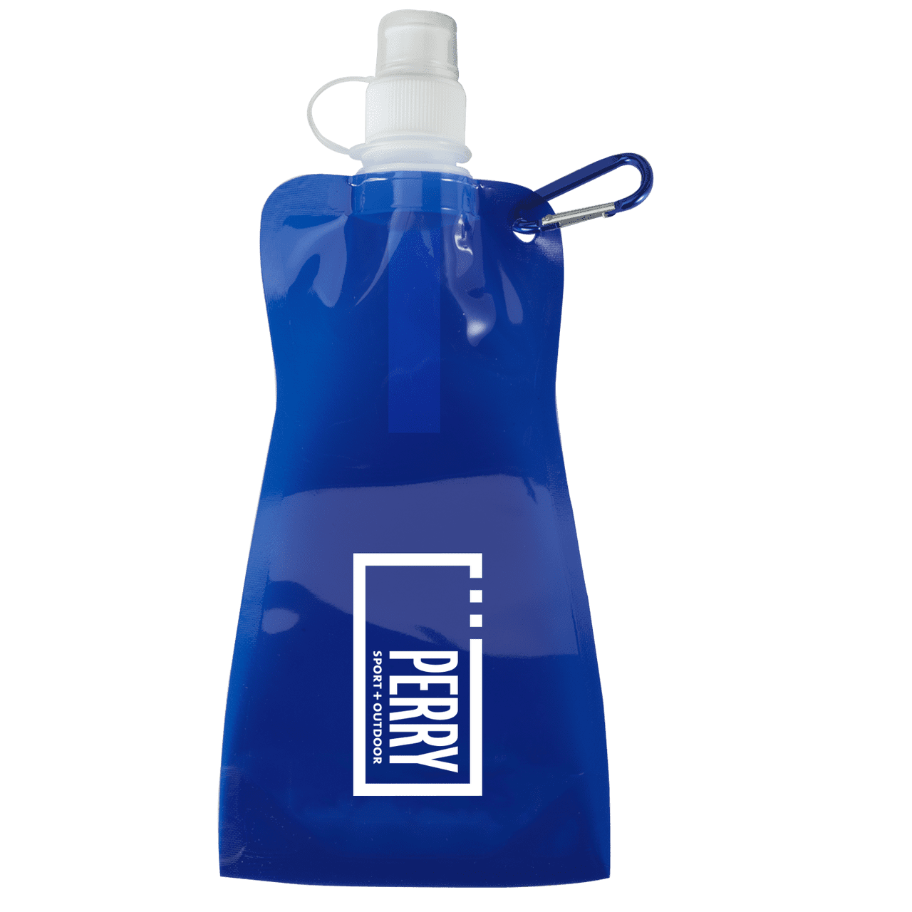 16-oz-voyager-collapsible-pouch-Translucent Blue-Oasispromos