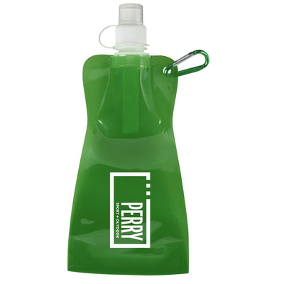 16-oz-voyager-collapsible-pouch-Translucent Green-Oasispromos