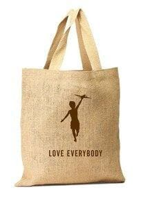 JC0096- Unlaminated Jute Shopping Bag - Oasis Promos