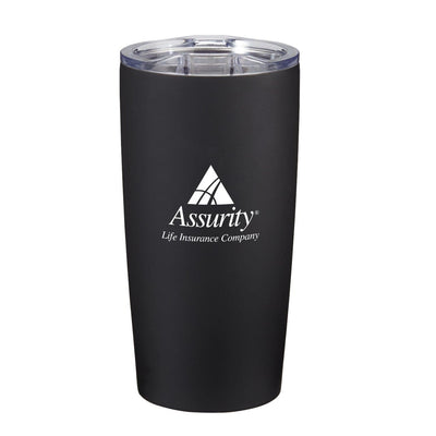 20-oz-everest-velvet-touch-tumbler-Matte Blue-Oasispromos