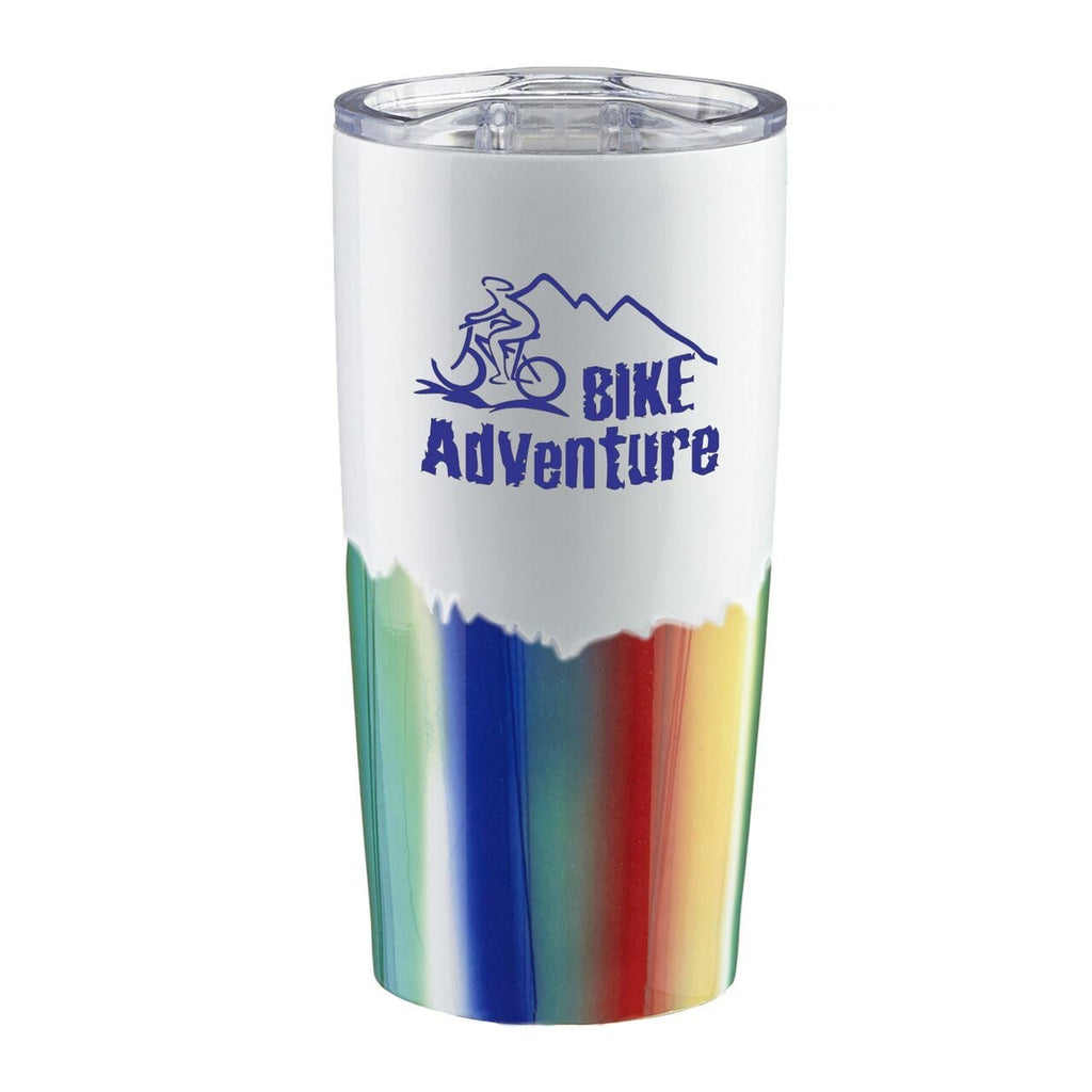 20 oz. Northern Lights Stainless Steel Tumbler - Oasis Promos