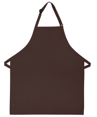 no-pocket-bib-apron-ds-210-Maroon-Oasispromos