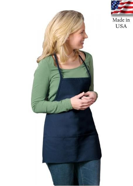 two-pocket-promo-bib-apron-non-adj-neck-ds-215-Black-Oasispromos