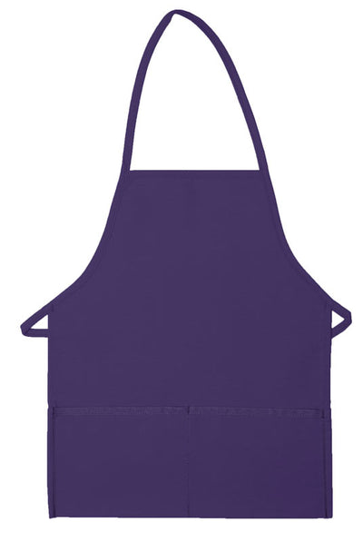 two-pocket-promo-bib-apron-non-adj-neck-ds-215-Red-Oasispromos