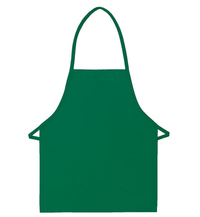 no-pocket-promo-bib-apron-non-adj-neck-ds-215np-Kelly Green-Oasispromos
