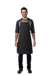 no-pocket-butcher-apron-ds-220np-Black-Oasispromos