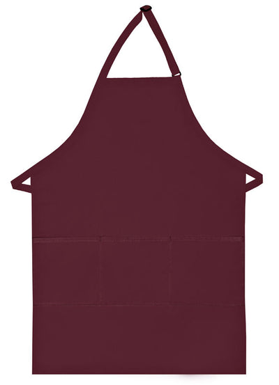 three-pocket-butcher-apron-ds-223-Navy-Oasispromos