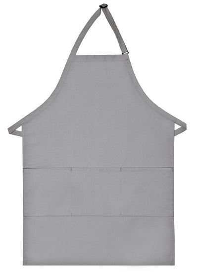 three-pocket-butcher-apron-ds-223-Charcoal-Oasispromos