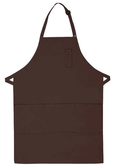 three-pocket-butcher-apron-w-pencil-pocket-ds-224-Hunter-Oasispromos
