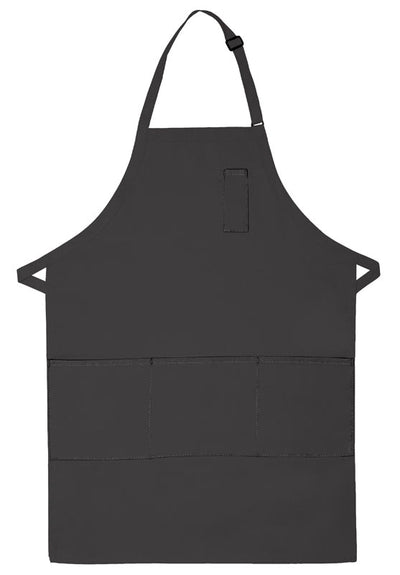 three-pocket-butcher-apron-w-pencil-pocket-ds-224-Light Blue-Oasispromos