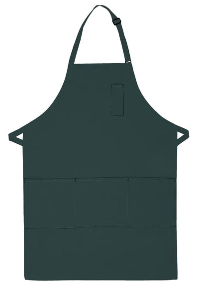 three-pocket-butcher-apron-w-pencil-pocket-ds-224-Khaki-Oasispromos