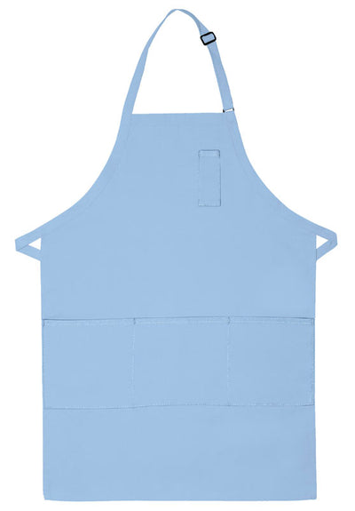 three-pocket-butcher-apron-w-pencil-pocket-ds-224-Turquoise-Oasispromos