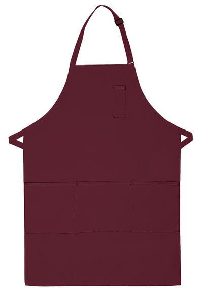 three-pocket-butcher-apron-w-pencil-pocket-ds-224-Navy-Oasispromos