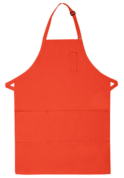 three-pocket-butcher-apron-w-pencil-pocket-ds-224-Pink-Oasispromos