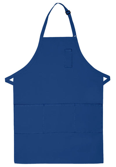 three-pocket-butcher-apron-w-pencil-pocket-ds-224-Teal-Oasispromos
