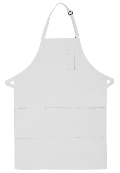 three-pocket-butcher-apron-w-pencil-pocket-ds-224-Yellow-Oasispromos