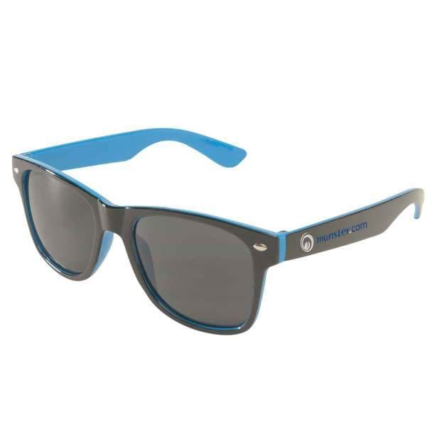 Miami Two-Tone Sunglasses - Blue:11778.preview.jpg