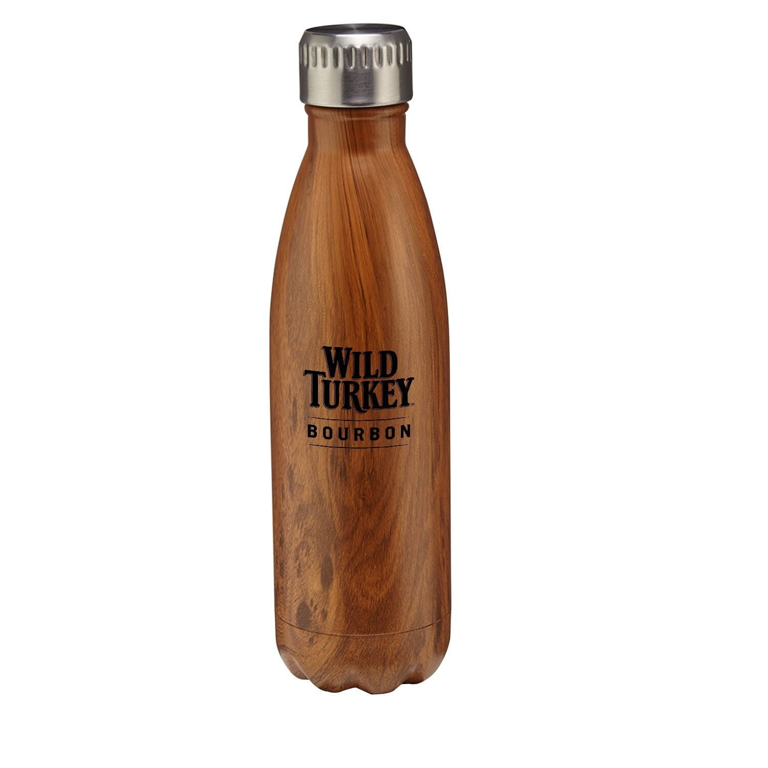 17 oz. Woodgrain Cascade Bottle - Oasis Promos