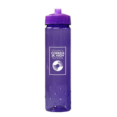 24-oz-polysure-inspire-bottle-Translucent Red-Oasispromos