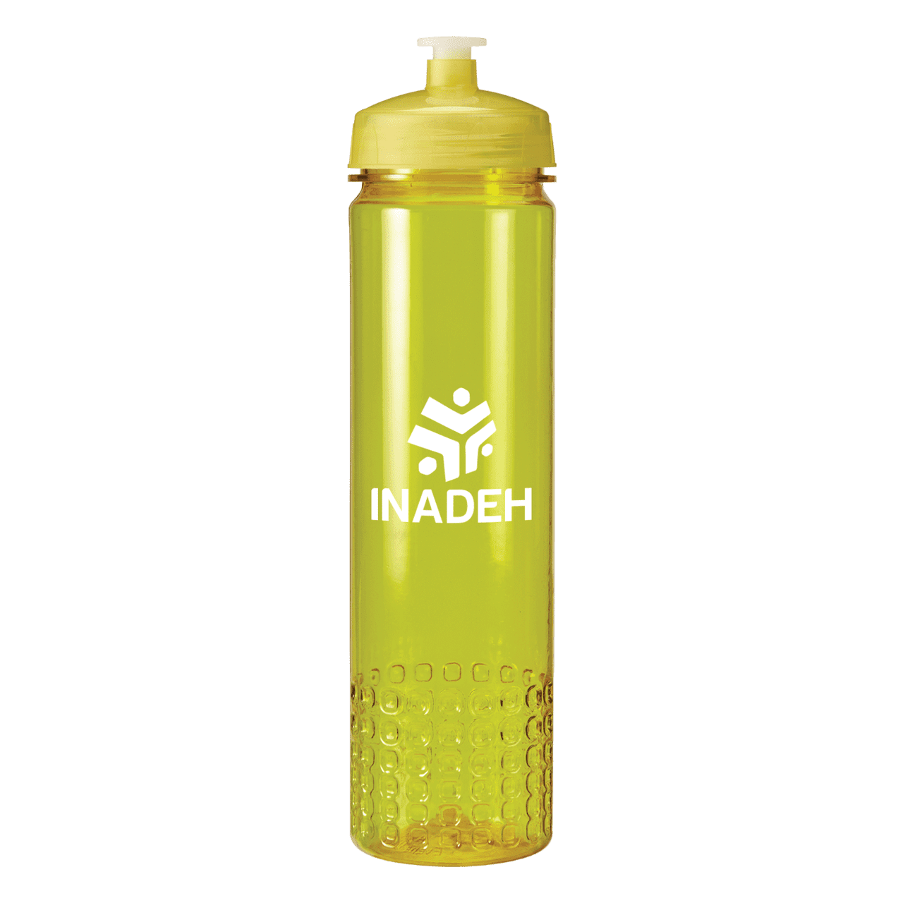24-oz-polysure-out-of-the-block-bottle-Translucent Aqua-Oasispromos