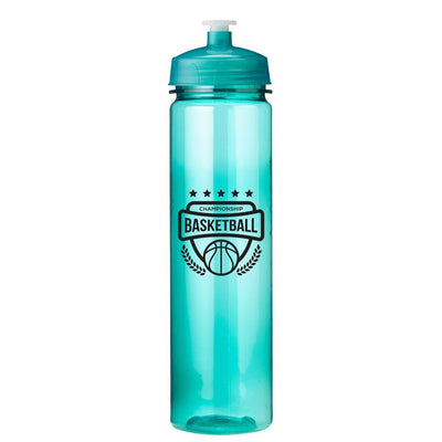 24-oz-polysure-revive-bottle-Translucent Blue-Oasispromos