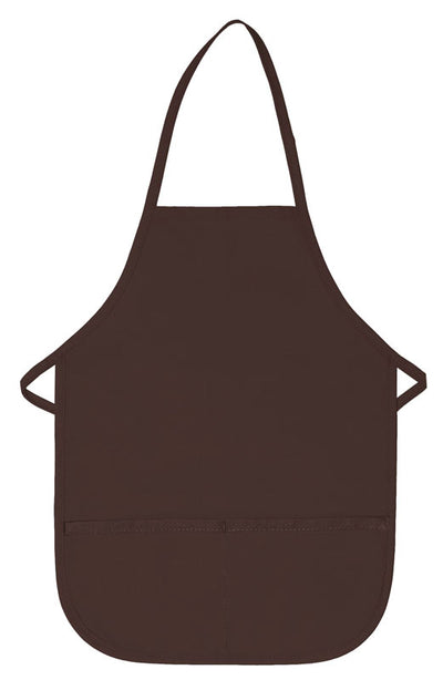 two-pocket-child-bib-apron-non-adj-neck-ds-250-Maroon-Oasispromos
