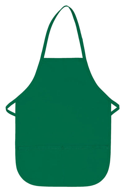 two-pocket-child-bib-apron-non-adj-neck-ds-250-Orange-Oasispromos
