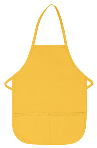 two-pocket-child-bib-apron-non-adj-neck-ds-250-Light Blue-Oasispromos
