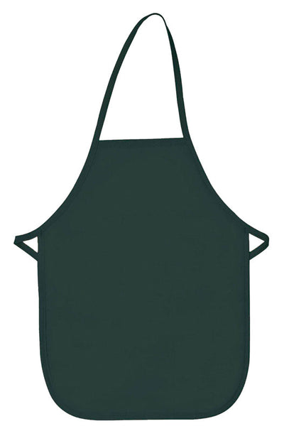 no-pocket-child-bib-apron-non-adj-neck-ds-250np-Khaki-Oasispromos
