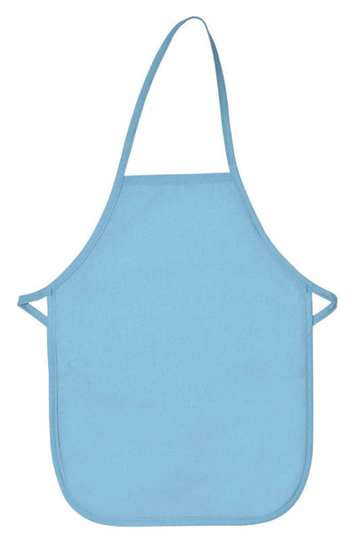 no-pocket-child-bib-apron-non-adj-neck-ds-250np-Turquoise-Oasispromos
