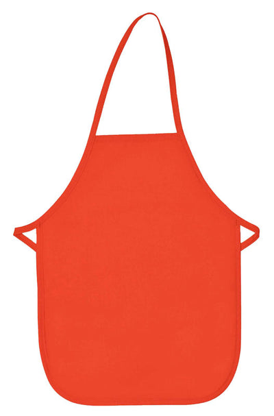 no-pocket-child-bib-apron-non-adj-neck-ds-250np-Pink-Oasispromos